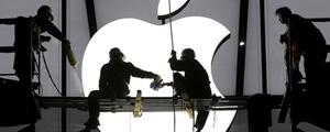 ۱۸ میلیارد دلار سود سه ماهه اول اپل