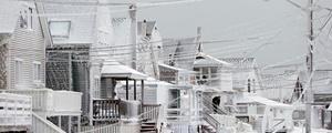 خانههای یخزده
