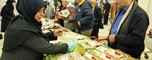 بوستان گفتگو درانتظار مشتریان محصولات ارگانیک