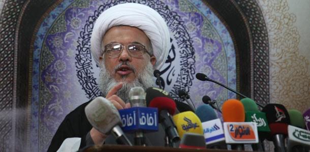 شیخ مهدی الکربلائی