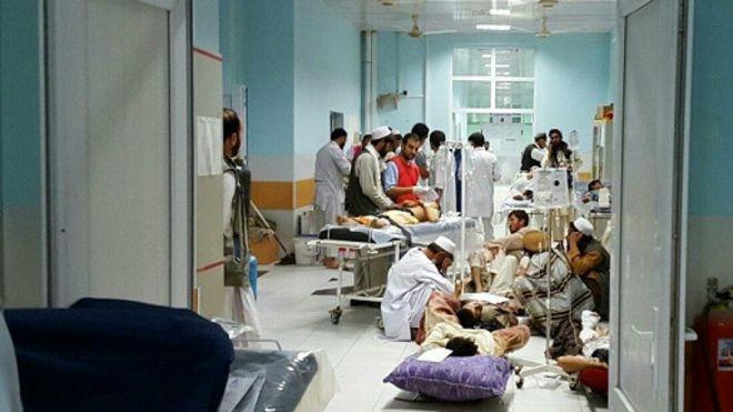 پنتاگون به خانواده قربانیان بیمارستان قندوز غرامت پرداخت می کند