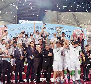 فوتبال | قهرمانی امیدهای ایران در غرب آسیا با شکست سوریه
