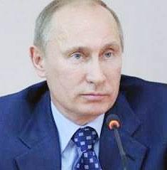 پوتین:۷ هزار نفر از کشورهای همسود به تروریست ها پیوسته اند