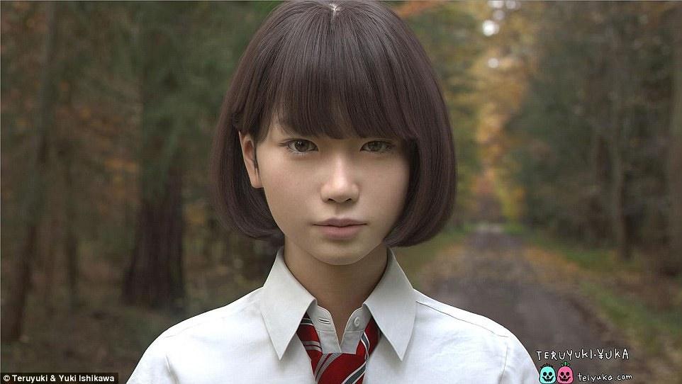15 10 17 126522D7439A200000578 0 image a 12 1444953975551 حقیقتی درباره یک نوجوان مشهور ژاپنی