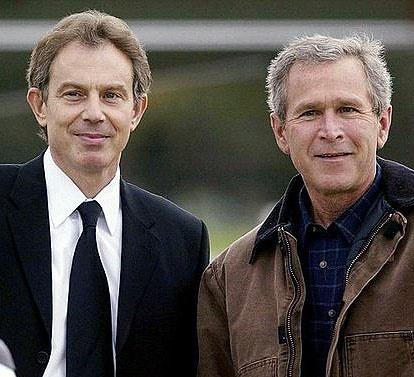 بوش و بلر