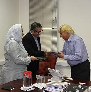 همکاری ایران و فرانسه در زمینه باستانشناسی