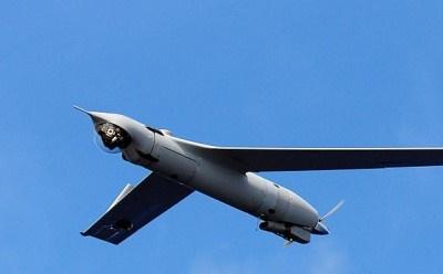 پرواز پهپادهای پدافندی در رزمایش ارتش