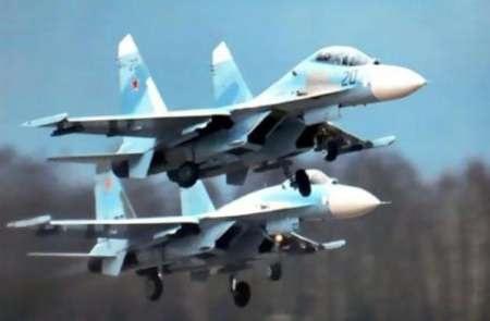 توفان هوایی روسیه در آسمان سوریه