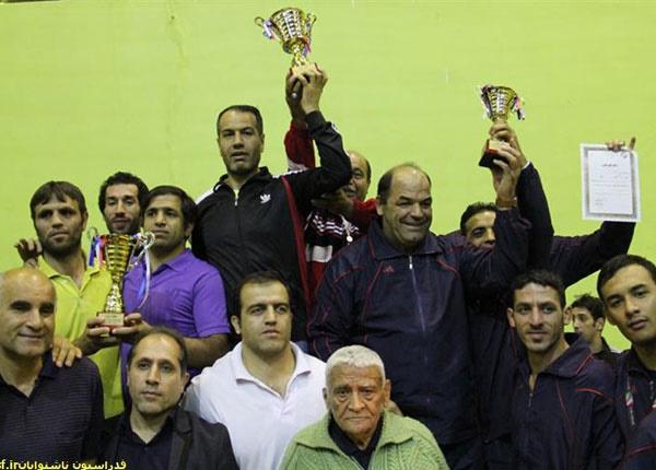 نفرات و تیمهای برتر کشتی آزاد و فرنگی ناشنوایان قهرمانی کشور مشخص شدند