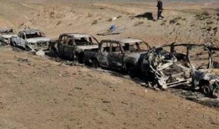 عملیات کشف تردد مرزی داعش از عراق به سوریه در دستور کار روسیه