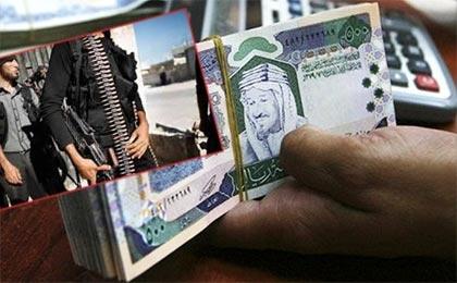 ۲۲۸۵ حساب بانکی حامی تروریست ها در عربستان