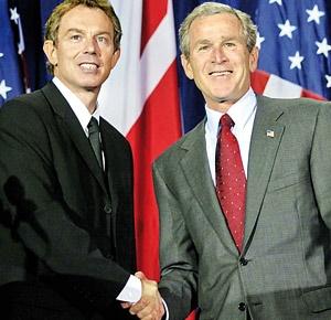 اعتراف تونی بلر درباره جنگ عراق