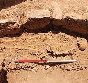 شناسایی ۸ اثر تاریخی در حوضه شمال و شمال غربی رودخانه سیروان