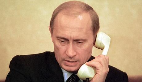 تماس تلفنی پادشاه عربستان با پوتین