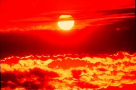 احتمال گرمای بیسابقه تا سال ۲۱۰۰ در انتظار خاورمیانه است