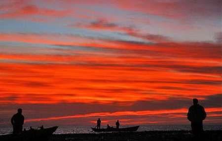 خلیج گرگان در صورت تداوم وضع موجود به سرنوشت دریاچه ارومیه دچار میشود