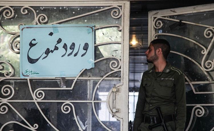 تصاویر  بابک زنجانی در دادگاه
