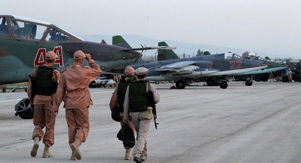 ۲۰ حمله هوایی روسیه علیه داعش در سوریه در ۲۴ ساعت گذشته