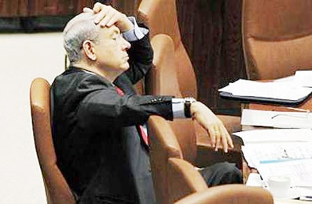سخنرانی نتانیاهو در سازمان ملل برای کرسی های خالی