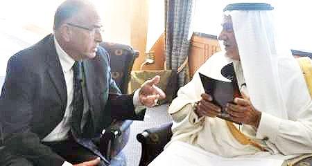 دیدار علنی مقامات امنیتی سعودی و رژیم صهیونیستی در واشنگتن