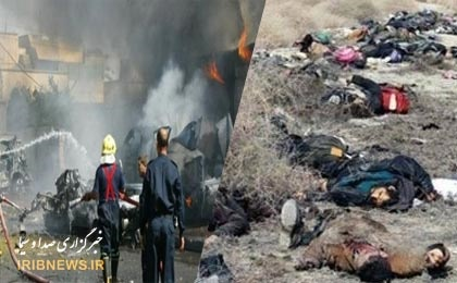 هلاکت ۹۵ داعشی در الانبار