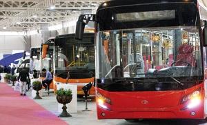 سیزدهمین نمایشگاه حمل و نقل مدیریت شهری افتتاح شد