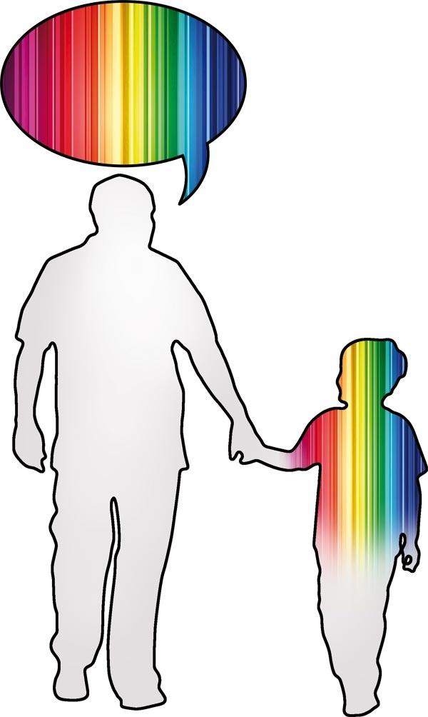 دنیای بچهها را رنگی کنید