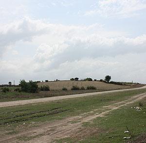 تعرض به یک تپه باستانی متعلق به عصر آهن