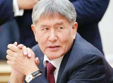 حمایت رییس جمهوری قرقیزستان از حملات هوایی روسیه علیه داعش