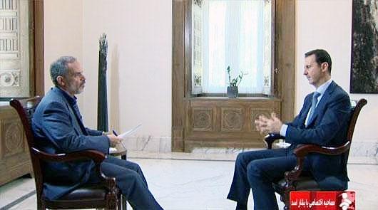 ناگفته های بشار اسد از سیاست های سوریه، ایران و غرب