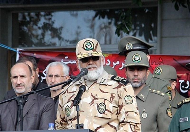 آماده نشان دادن پیام سخت ایران به حکام نالایق سعودی هستیم