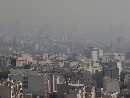 کاهش میزان ذرات گرد و غبار در شهرهای جنوبی و مرکزی آذربایجان غربی