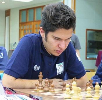 شطرنج قهرمانی جوانان آسیا؛ مدال نقره بلیتس بر گردن مسعود مصدقپور