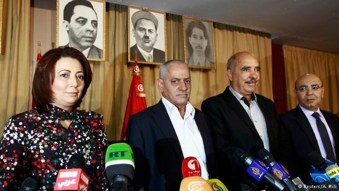 هیأت چهارگانه گفتوگوی ملی تونس برنده صلح نوبل شد
