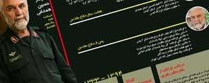 اینفوگراف | مرور زندگی سردار حسین همدانی؛ فرمانده نخبه جنگهای ناهمتراز