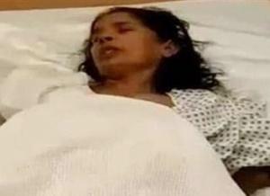 خشم هند از قطع دست یک زن هندی به دست کارفرمای سعودی