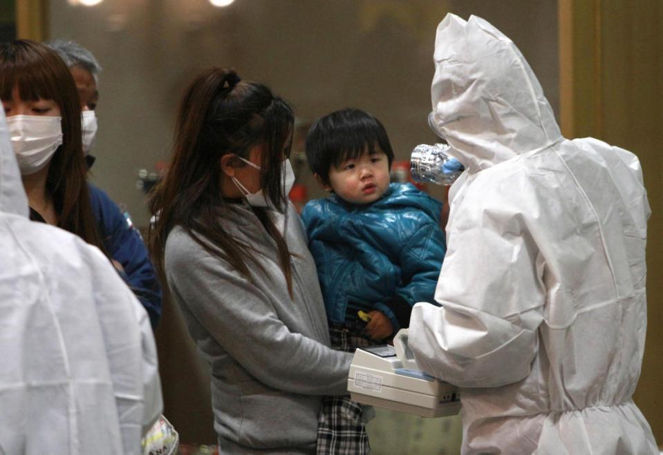 سرطانهای کودکان با پرتوتابی حادثه فوکوشیما ارتباط دارد
