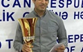احسان قائم مقامی فاتح مسابقات شطرنج آزاد باکو شد