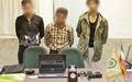 دستگیری دزدان در راه بازگشت از سرقت