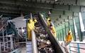 کارخانه کمپوست زباله شرق مازندران در بهشهر افتتاح شد