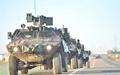 ورود نظامیان ترکیه به خاک سوریه