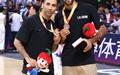 صمد نیکخواه بهرامی بهترین فوروارد بسکتبال آسیا شد