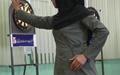 ساجده احمدی و داریوش خورشیدی قهرمان مسابقات دارت کشور شدند