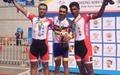 کسب مدال نقره و برنز دوچرخهسواری تایم تریل در المپیک نظامیان جهان