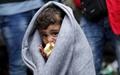 عکس روز: پسربچه مهاجر