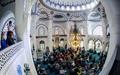 عکس روز: آلمانیها در مسجد