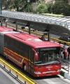 توسعه خطوط اتوبوسرانی حومه تهران