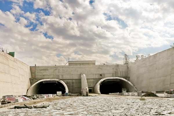 تونل شهدای غزه