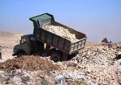 تولید روزی ۵۰ هزار تن زباله ساختمانی در تهران