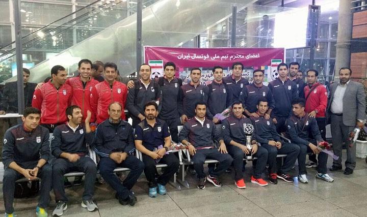 Iran Futsal Team